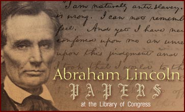 Abraham Lincoln Pages - The Library of Congress