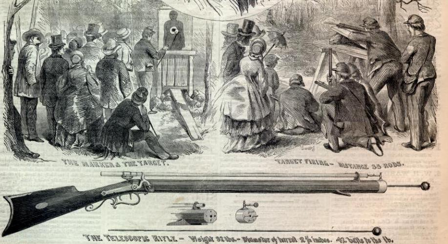 a look at the weapons used and causalities during the american civil war [he range and accuracy of various weapons are discussed and several tactics during the civil war that the rifle caused the high casualties and thus.