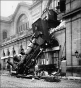 Railroad Disaster – Gare Montparnasse