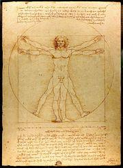 Leonardo's VitruvianMan