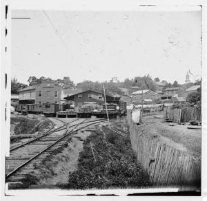 Warrenton Depot