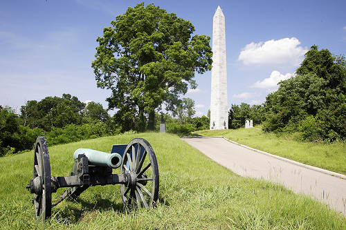 "Civil War Battlefield Assessment – Vicksburg National Military Park Scores only ""Fair"""