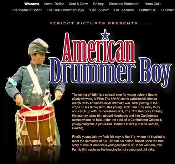 Civil War Movie – American Drummer Boy