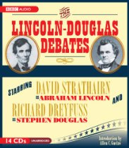 New! The Lincoln-Douglas Debates Audiobook