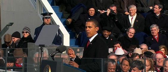 Huzzah! President Obama