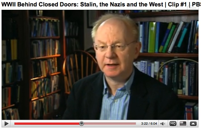 WWII Behind Closed Doors: Stalin, the Nazis and the West Premiering May 6 on PBS
