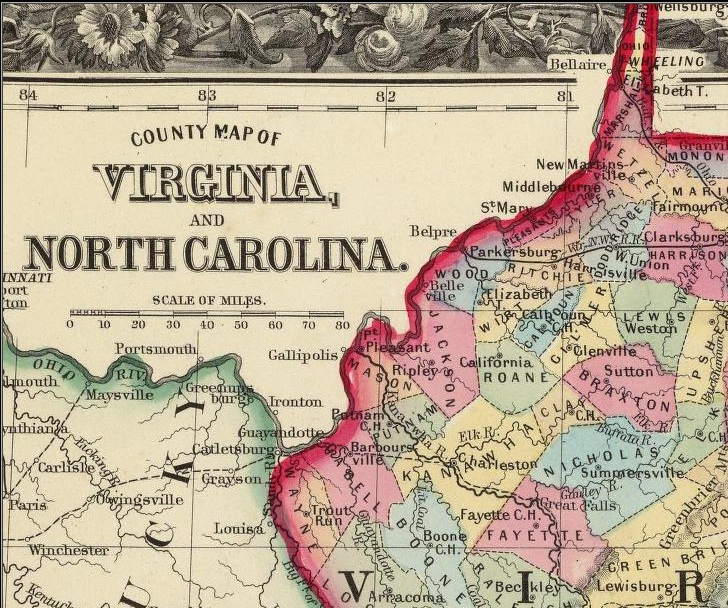 On Military Preparedness and Cartography during the American Civil War