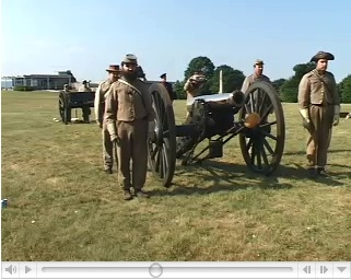 American Civil War Artillery Demonstration, Antietam National Park