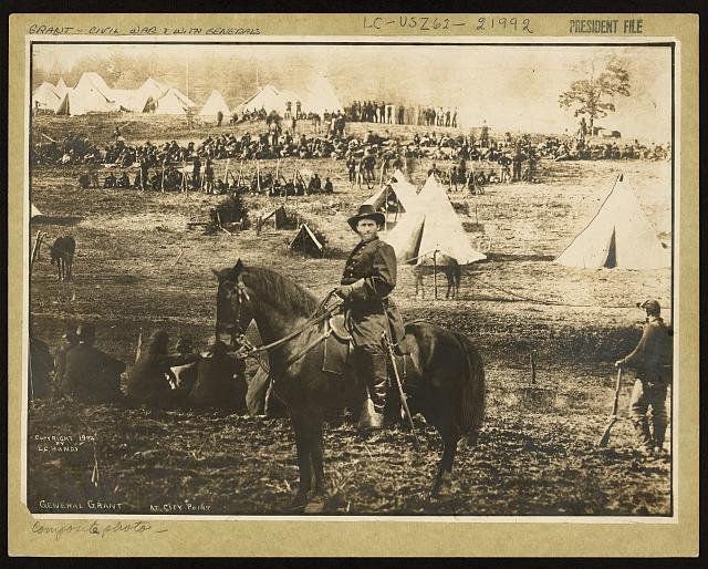 Solving a Civil War Photograph Mystery