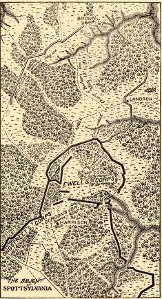 Salient at Spotsylvania